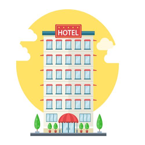 تنظيف فنادق